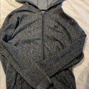 Other - Grey Zip Up Hoodie